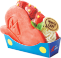 Mario Cafe Store Pancake Sandwich Mario Cap.png