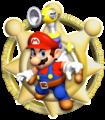 Mario at Shine SMS.png