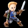 Mii Swordfighter from Super Smash Bros. Ultimate