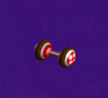 The Mushroom Tires from Mario Party 5s Super Duel Mode.