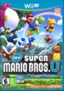 New Super Mario Bros. U North American box cover