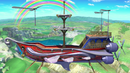 Rainbow Cruise in Super Smash Bros. Ultimate.