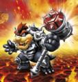Skylanders Dark Hammer Slam Bowser artwork.png