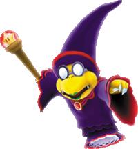 Kamella from Super Mario Galaxy.