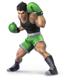 Little Mac from Super Smash Bros. Ultimate