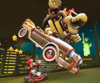 The icon of the Shy Guy Cup challenge from the 1st Anniversary Tour in Mario Kart Tour.