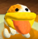 Poochy design from Poochy & Yoshi's Woolly World