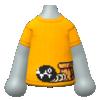 "The ""Chomp-Dog Shirt"" Mii top"