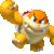Boom Boom icon in Super Mario Maker 2 (New Super Mario Bros. U style)