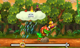 Piranha's Pursuit from Mario Party: The Top 100