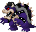 Ultimate Dark Bowser, an evil clone of Bowser.