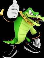 Vector the Crocodile.