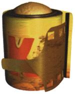 Artwork of a Banana Camera Film from Donkey Kong 64.