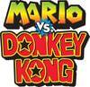 Mario vs. Donkey Kong logo