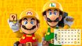 Super Mario Maker 2 June Calendar B Wallpaper.png
