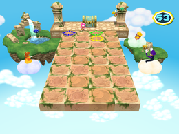 Talkie Walkie in Mario Party 6