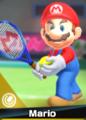 Card NormalTennis Mario.png