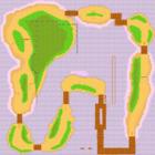 A map of Cheep Cheep Island