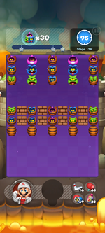 Stage 11A from Dr. Mario World