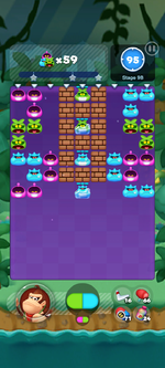 Stage 9B from Dr. Mario World