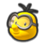 Lakitu's head icon in Mario Kart 8