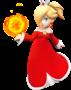 Fire Rosalina from Mario Kart Tour