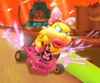 The icon of the Birdo Cup challenge from the 2020 Winter Tour in Mario Kart Tour