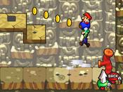 Balloon Mario in Mario & Luigi: Bowser's Inside Story and Mario & Luigi: Bowser's Inside Story + Bowser Jr.'s Journey