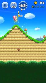 3-3 in Super Mario run