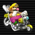 Wario's Wario Bike