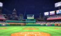 Big Field (Night) from Mario Sports Superstars