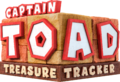 Captain Toad Treasure Tracker LogoE3.png