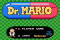 Dr Mario Classic NES Series title screen.png