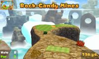 Hole 8 of Rock-Candy Mines (golf course) in Mario Golf: World Tour