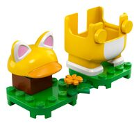 The LEGO Super Mario Cat Mario Power-Up Pack.