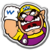 Badge 226 from Mario Kart Tour