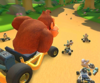 The icon of the Diddy Kong Cup challenge from the New York Tour and the Dry Bowser Cup challenge from the Mario vs. Peach Tour in Mario Kart Tour.