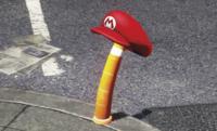 A Pole in Super Mario Odyssey