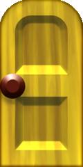 Artwork from a Warp Door, from Super Mario Maker for Nintendo 3DS.