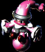 Super Mario RPG: Legend of the Seven Stars promotional artwork: Grate Guy