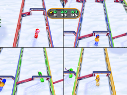 Snow Ride from Mario Party 7
