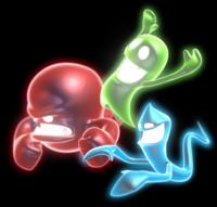 Three Ghosts (backg) - Luigi's Mansion Dark Moon.png
