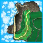 Rock Rock Mountain bottom screen map