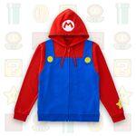 Mario parka from Super Nintendo World