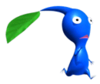 Blue Pikmin Sticker
