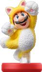 Cat Mario amiibo
