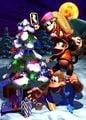 Christmas DKC3 group art.jpg