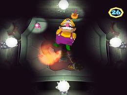 Dark 'n Crispy from Mario Party 6