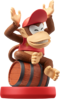 Amiibo of Diddy Kong, concept art