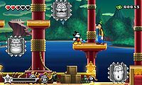 Thwomp-like enemies from Epic Mickey 2 for 3DS
